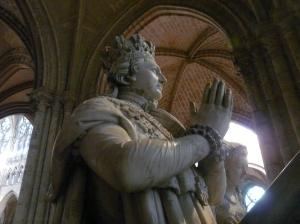 Pomnik Ludwika XVI w Saint Denis