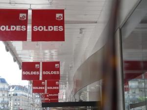Soldes soldes