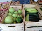 Warzywa Cukinie