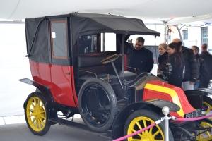 Stare taxi