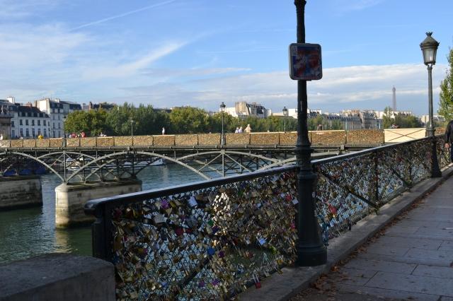 Pont des arts ogolny