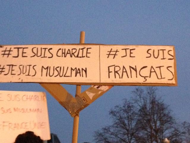 Je suis français musulman