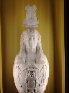 16 Osiris canope vases pleines