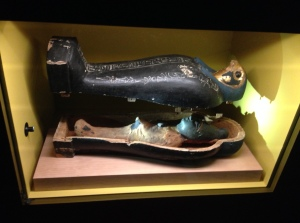 18 Mumia i sarkofag Ozyrysa