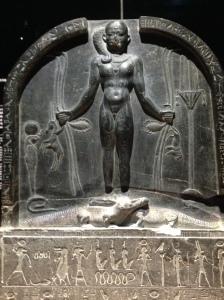 5 Stèle d'Horus