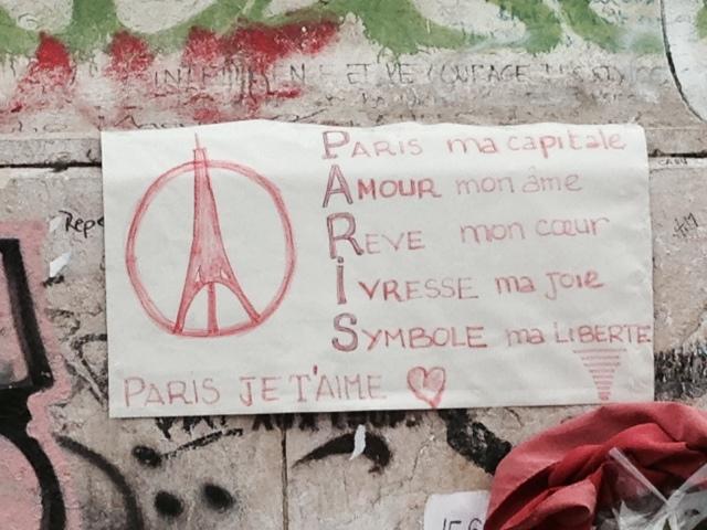 Paris mon ame