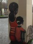 21 colonne enfants noirs