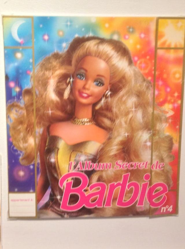 Album secret Barbie