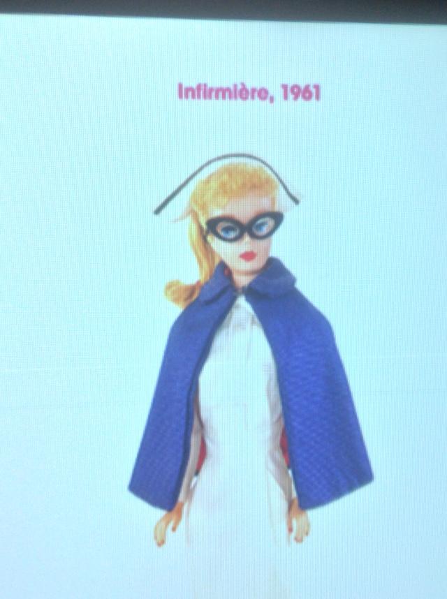 Infirmière 1961