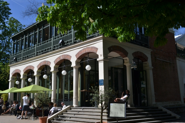 Kawiarnia du Lac
