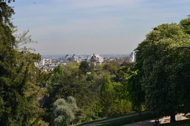 Swiatynia i panorama
